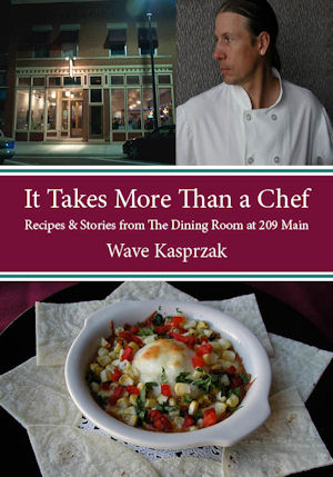 It Takes More Than a Chef